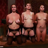 Three sex slaves compete for the job of House Slave