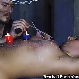 Candlewax is only one of the instruments of torture Master Bert employs on Nicky
